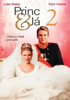 Filmy so svadobnou tematikou - Princ a ja 2: Kráľovská svadba