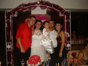 ............s bratom a svagrinou a neterkou.......