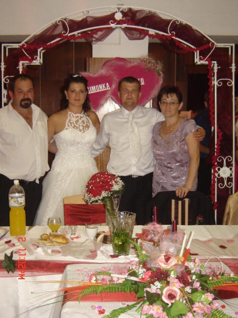 Simona Kovačičová{{_AND_}}Miroslav Vrábel - .........s rodicmi..........