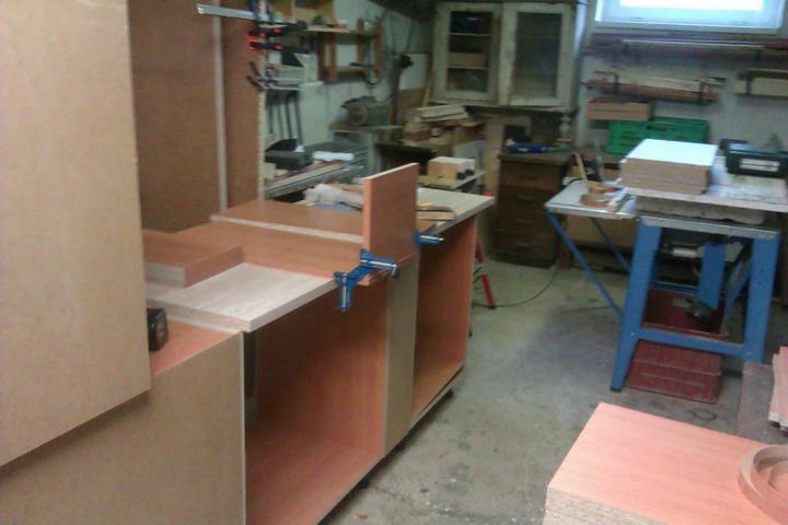 Realizácia našej novej kuchyne :) - Obrázok č. 1