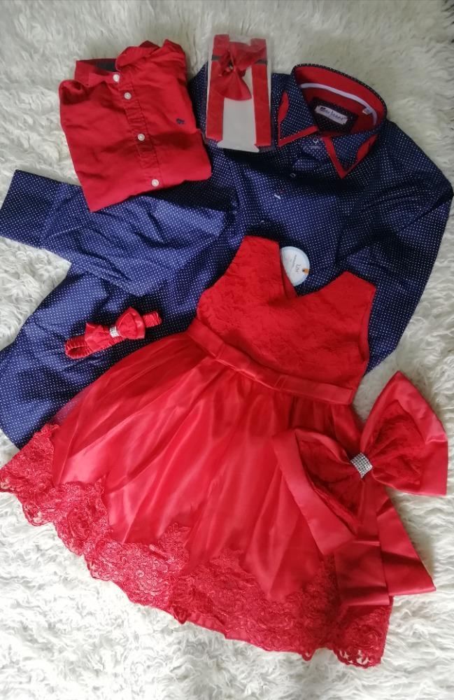 Nové červené šaty - Obrázek č. 1