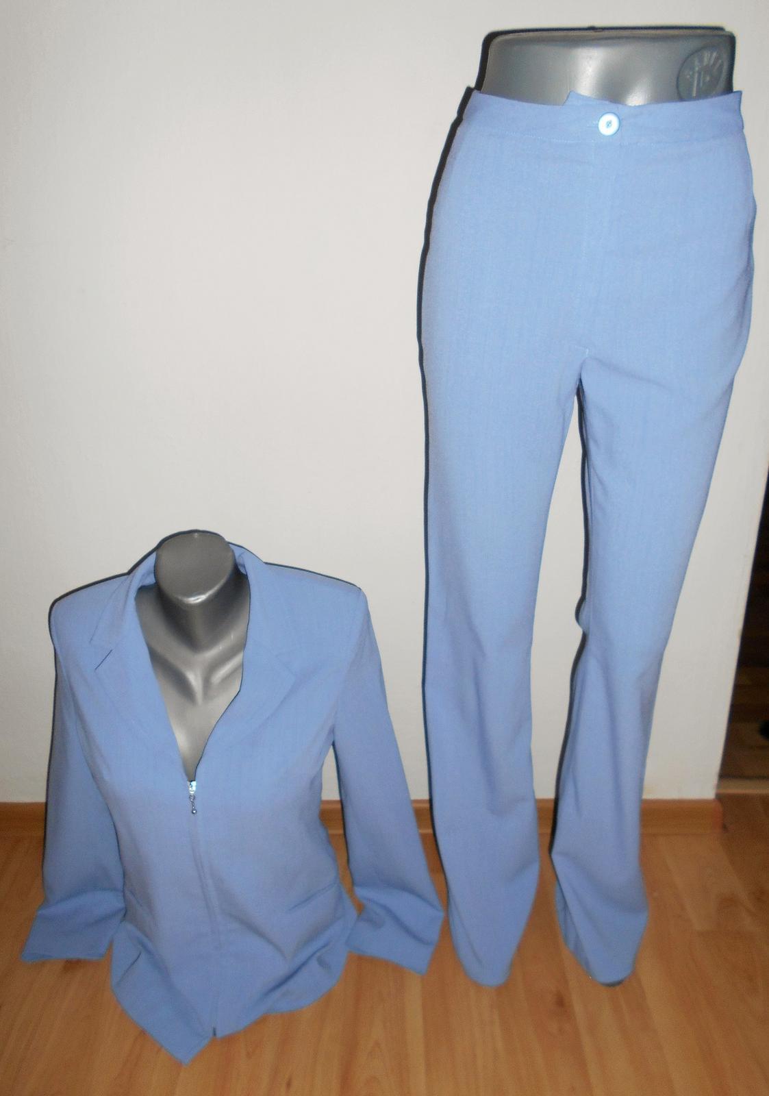Sako, šaty a nohavice - Obrázok č. 3