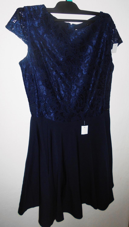 Čipkované spoločenské šaty - Obrázok č. 1