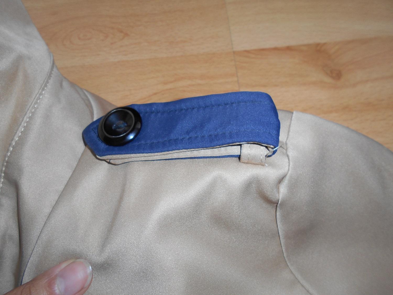 Trenčkot - prechodný kabát - Obrázok č. 4