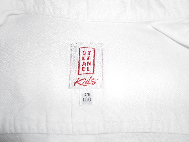 Biela bavlnená košeľa - Obrázok č. 2