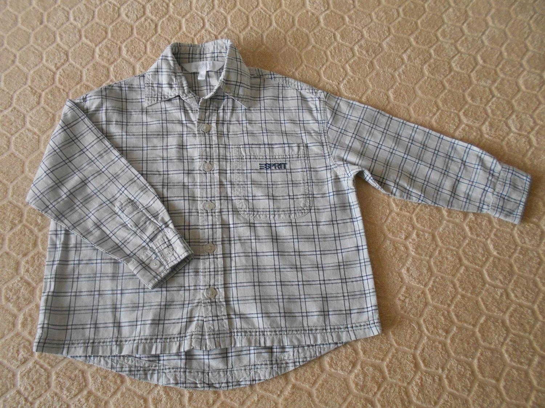 Károvaná košeľa - Obrázok č. 1