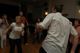 takhle jsme tančili až do rána