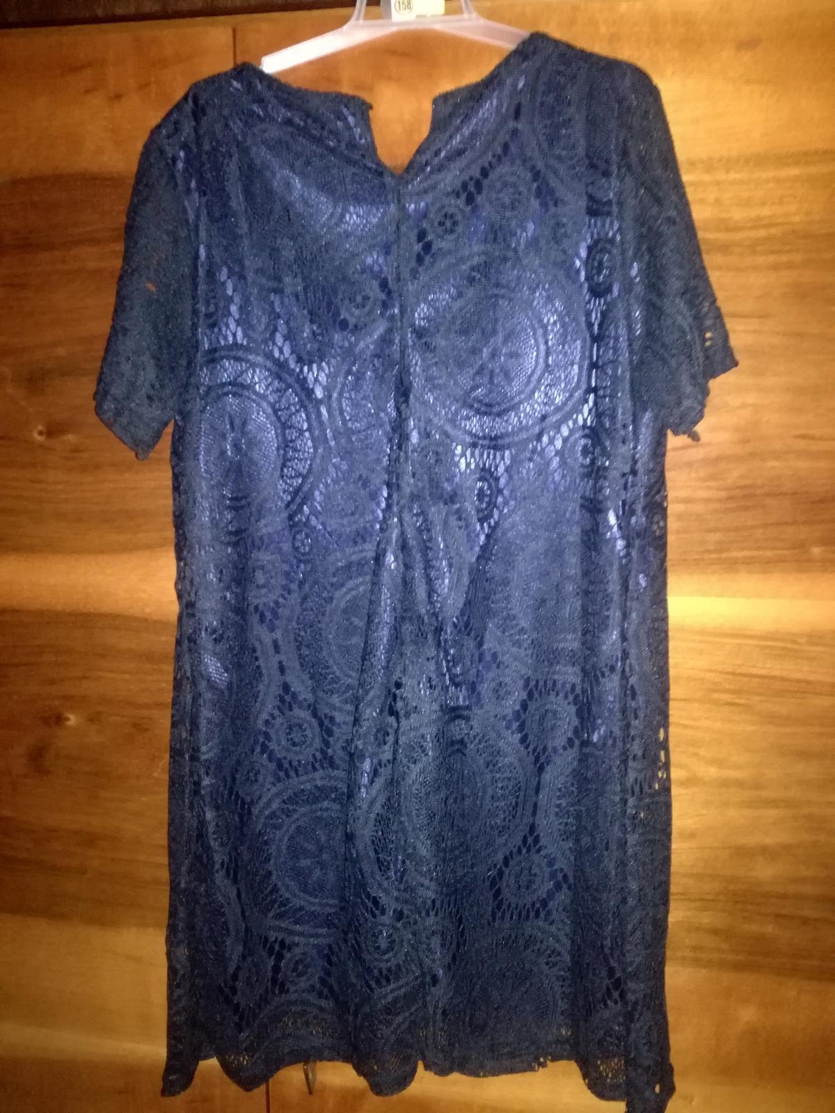 Čipkované šaty - Obrázok č. 4