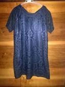 Čipkované šaty, L