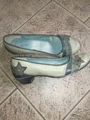 Kožené topánky, 37