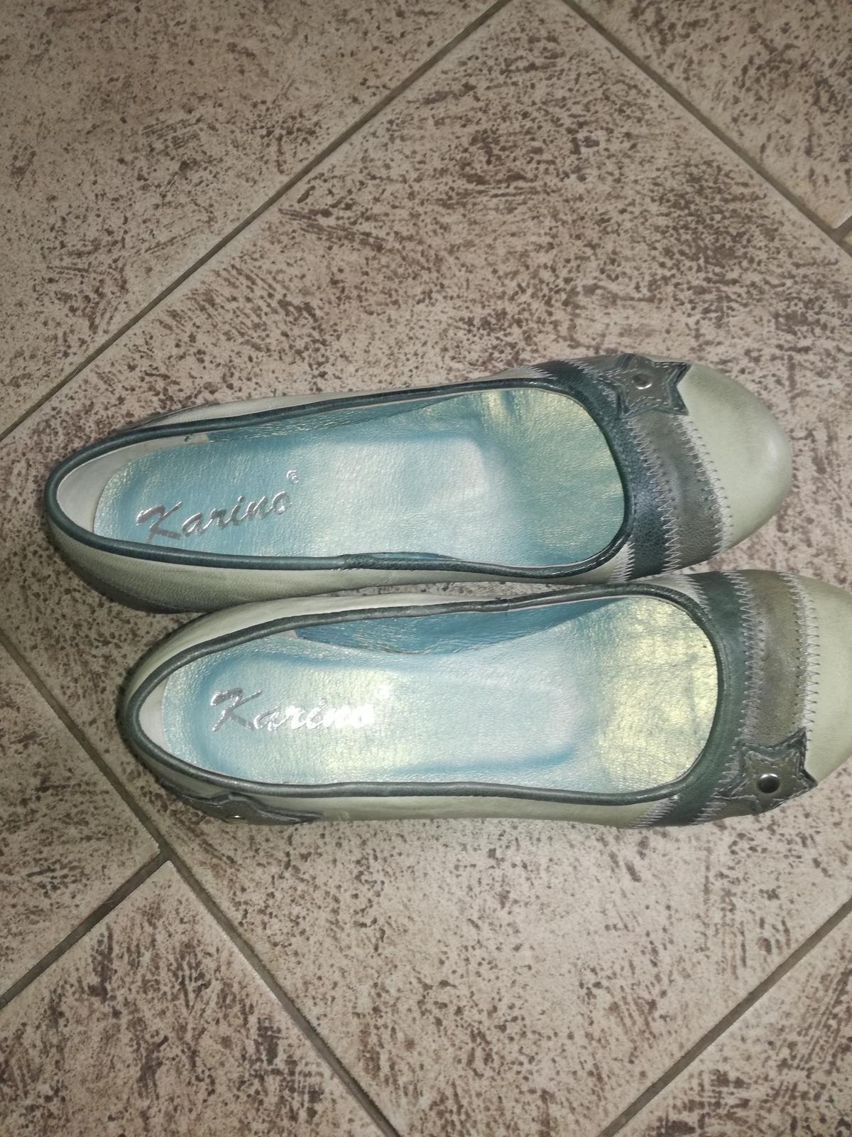 Kožené topánky - Obrázok č. 3