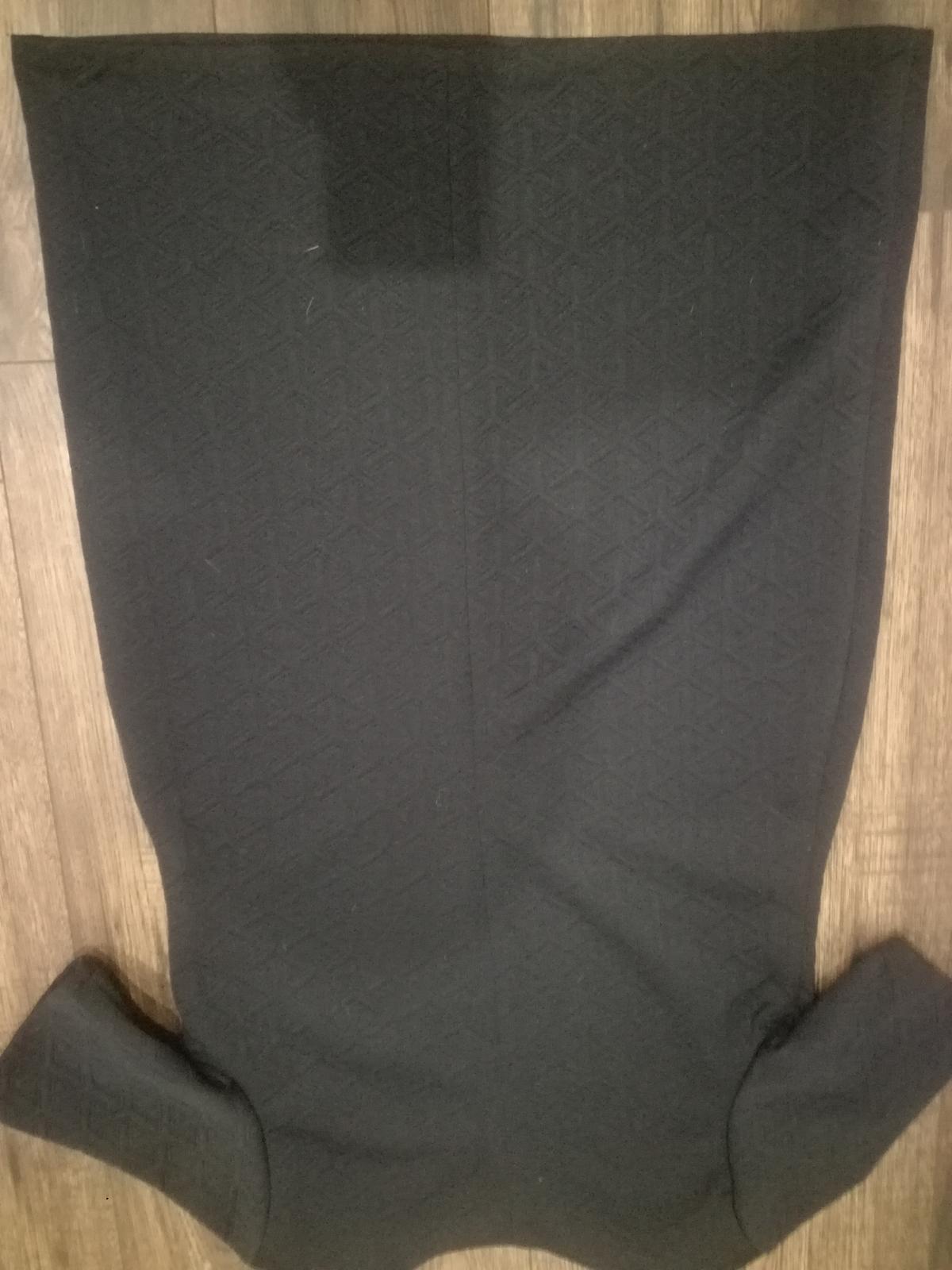 Pohodlné teplé šaty - Obrázok č. 1