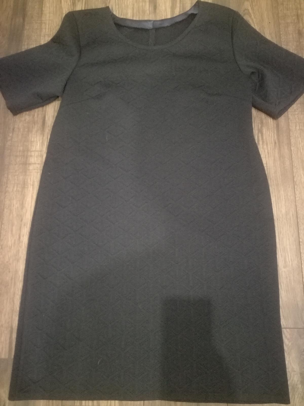 Pohodlné teplé šaty - Obrázok č. 3