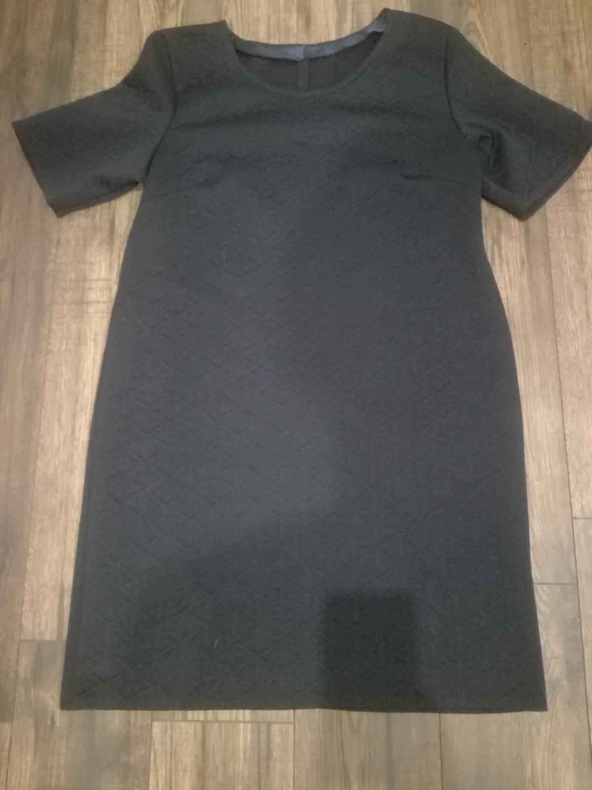 Pohodlné teplé šaty - Obrázok č. 4