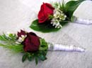 Korsáž v případě, že nebudu mít cally, ale růže