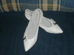 Moje botky...tyhle budu nakonec mít:-)