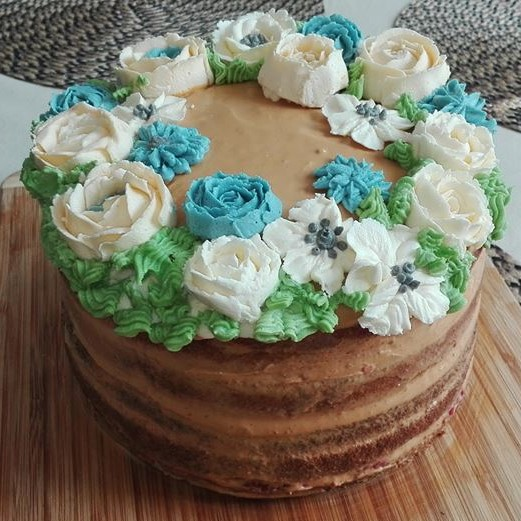 (Ne)tradicne zdobene torty :-) - Obrázok č. 36
