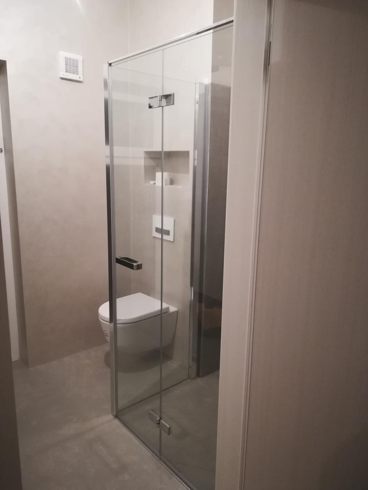 Obezdívku WC máme až... - Obrázek č. 2