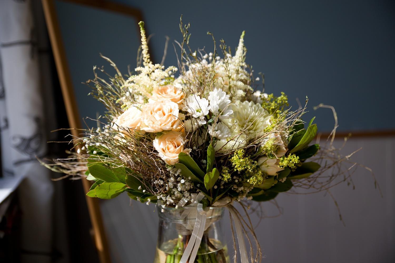 Sandra{{_AND_}}Marcel - Moje nádherná svatební kytice!