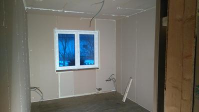 Detská izba 1, na steny montujeme ekopanely