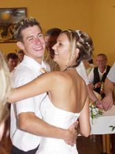 První tanec novomanželů :)