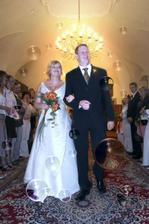 šťastní novomanželé :o))