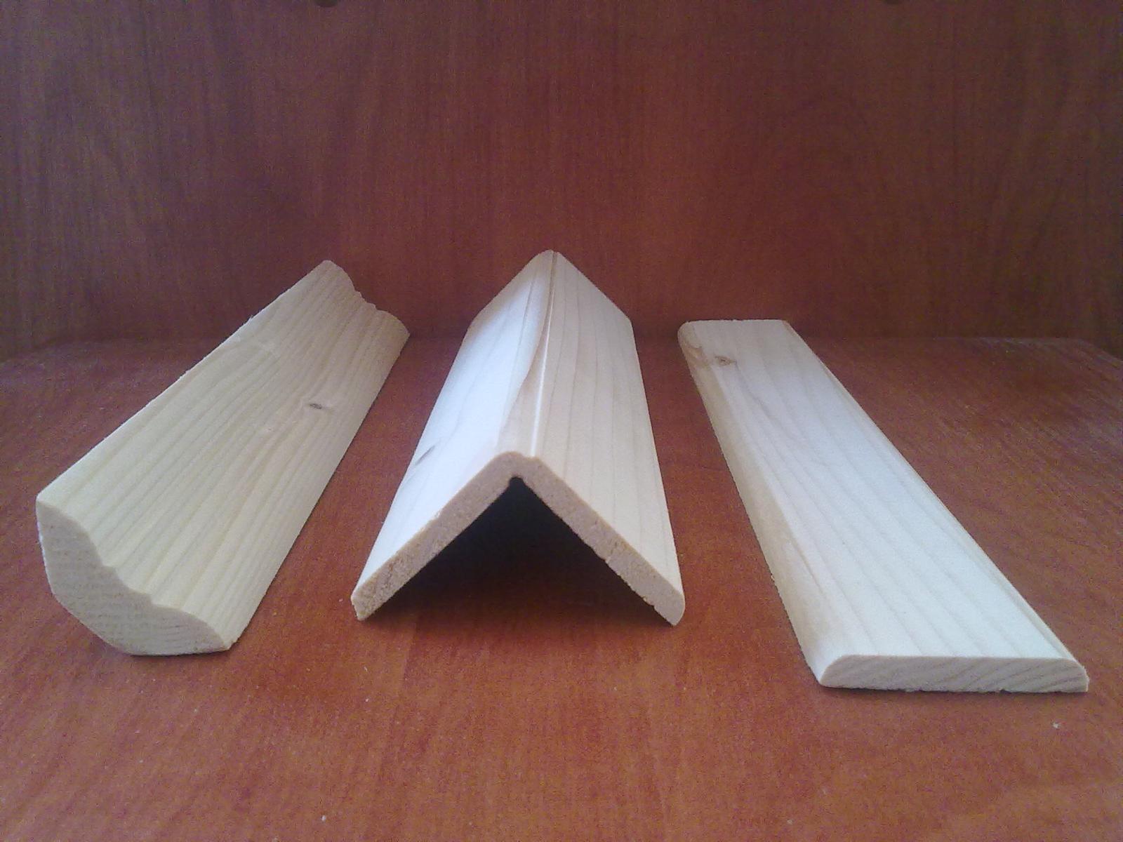 drevené dokončovacie lišty - Obrázok č. 1