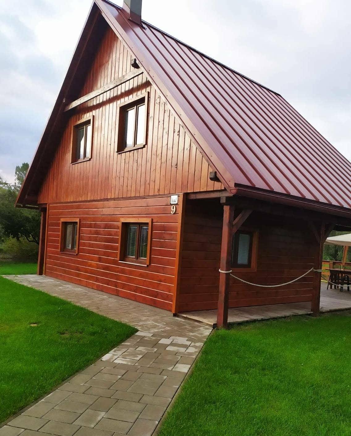 Tatranský profil - drevený obklad - Obrázok č. 3