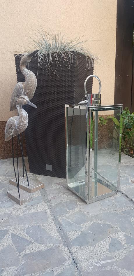 Stříbrná lucerna - Obrázek č. 1