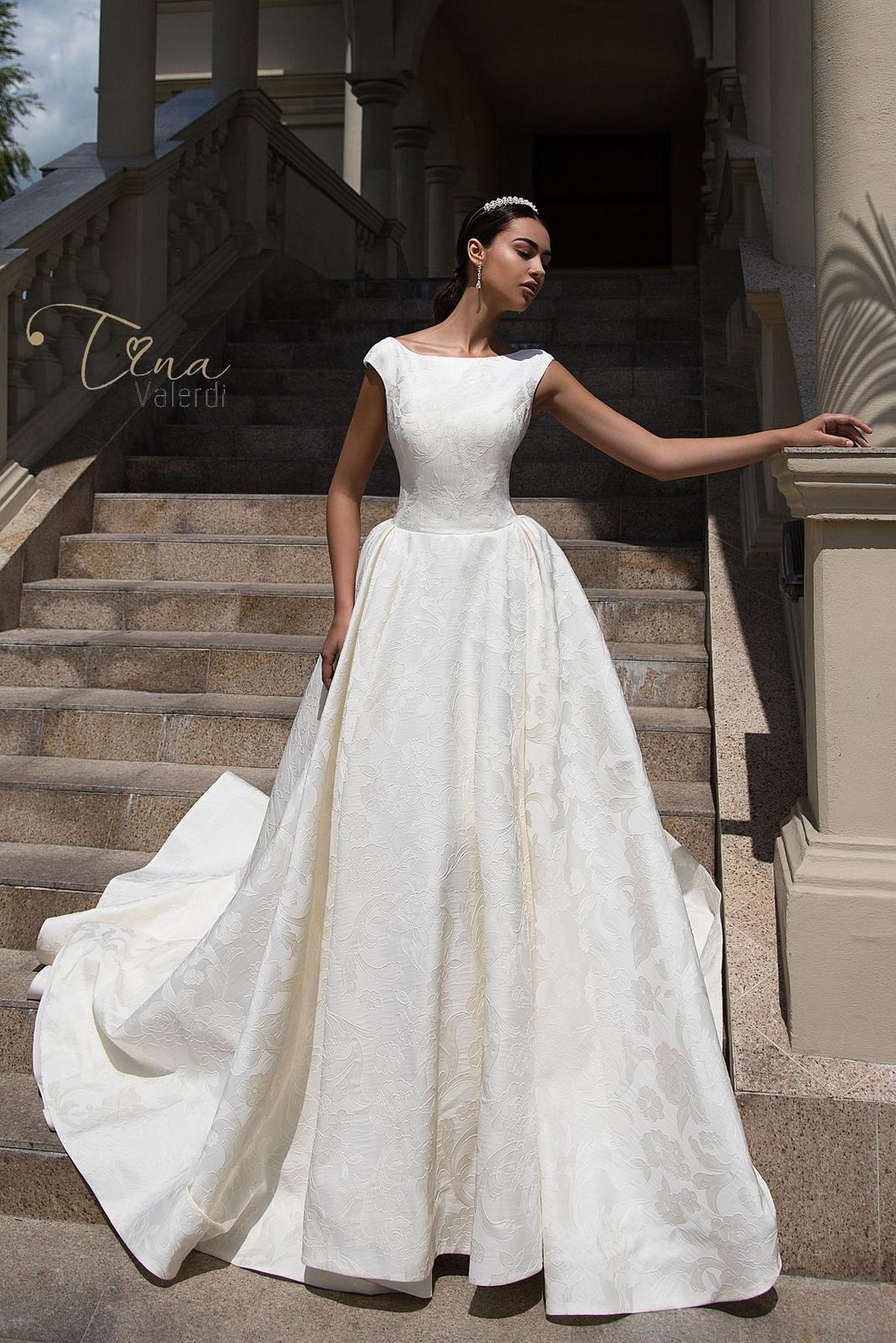 138857f64 Kde zoženiem túto látku na svadobné šaty? - - Spo...