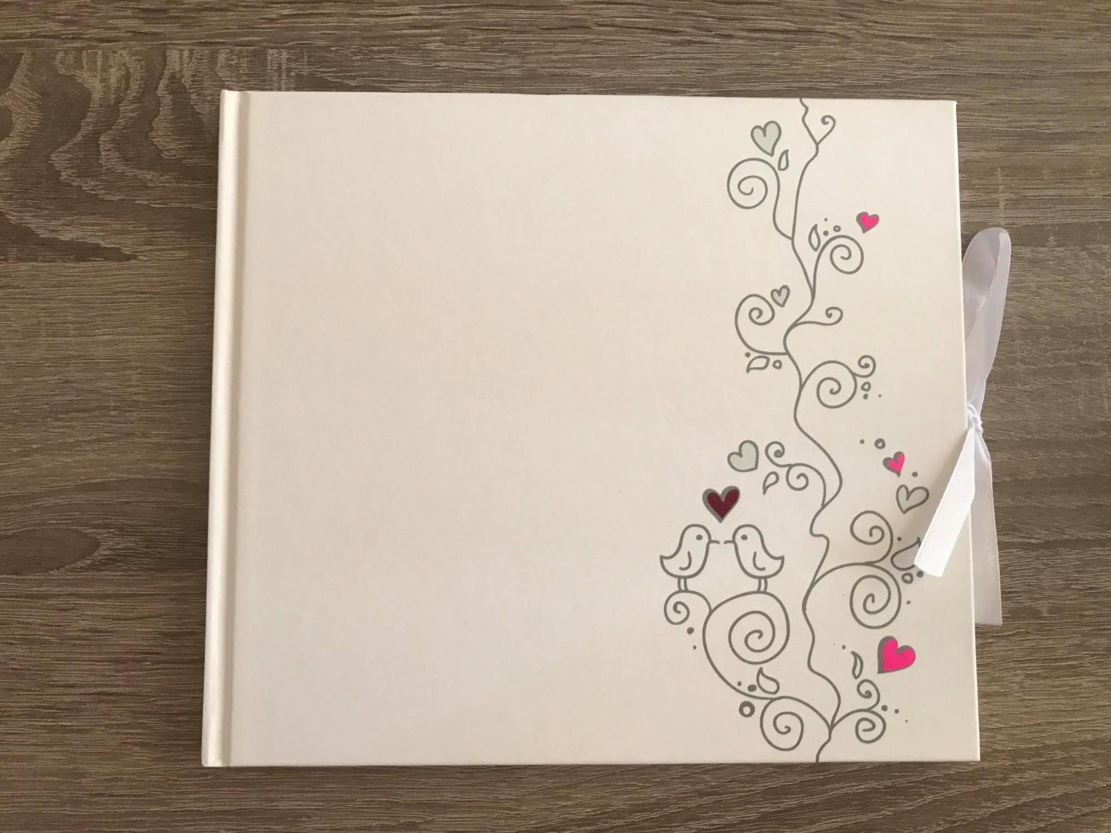 Svadobný album - Obrázok č. 1