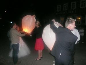 balónky štěstí od Zuzanky