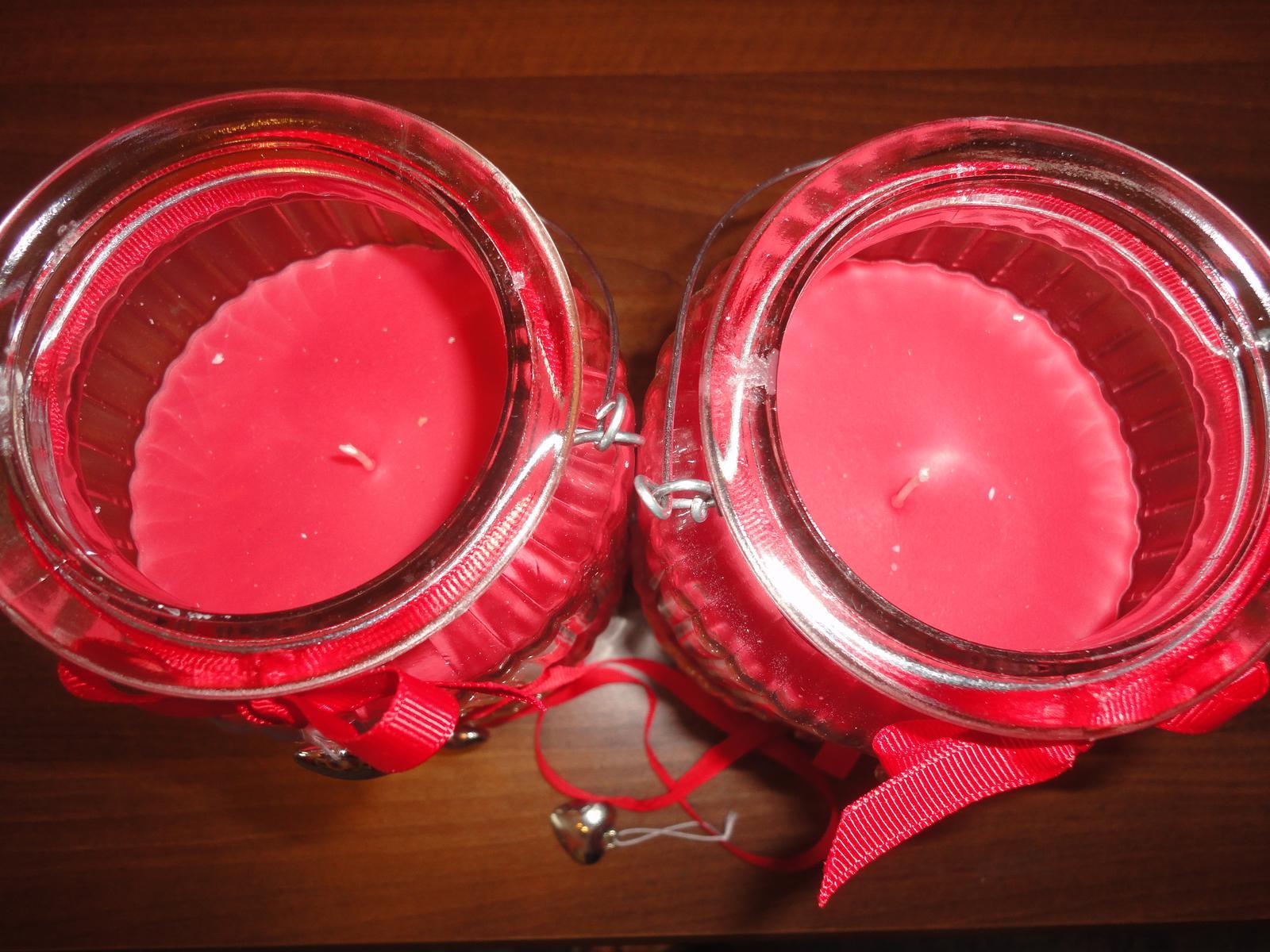 4x svíčky - Obrázek č. 2