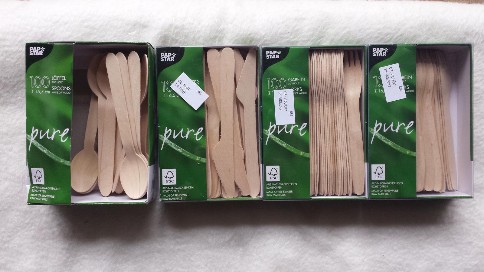 Bambusový příbor - Obrázek č. 1