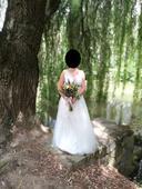Svadobné šaty, 36-38, 36