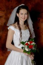 ... svatební foto nanečisto :-)