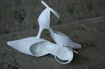 nově koupené botičky ... pohodlné