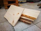 Dřevěné podnosy / tácy na raut,