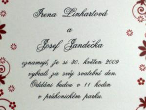 detail písma