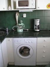 zabudovaná práčka, kúpeľňu som chcela čo najväčšiu