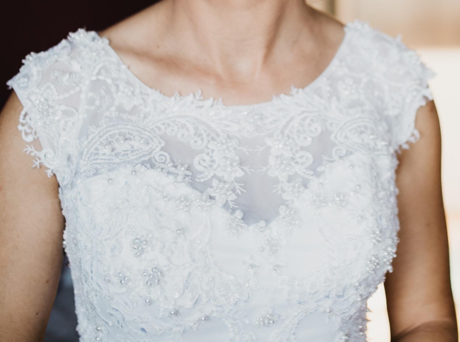 Svadobné šaty Infinity 18 - Obrázok č. 2