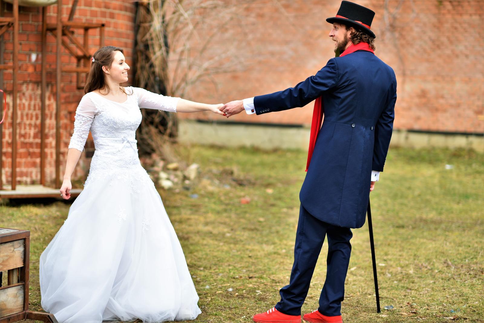 Svatební focení - Obrázek č. 34