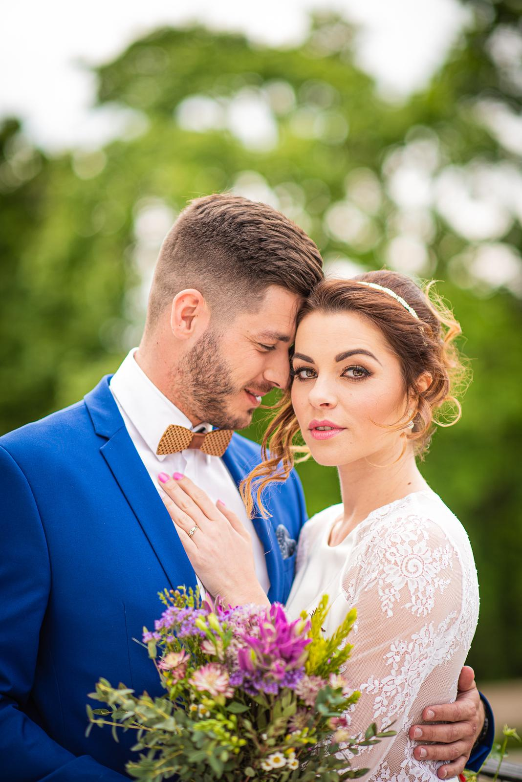 Svatební focení - Obrázek č. 14