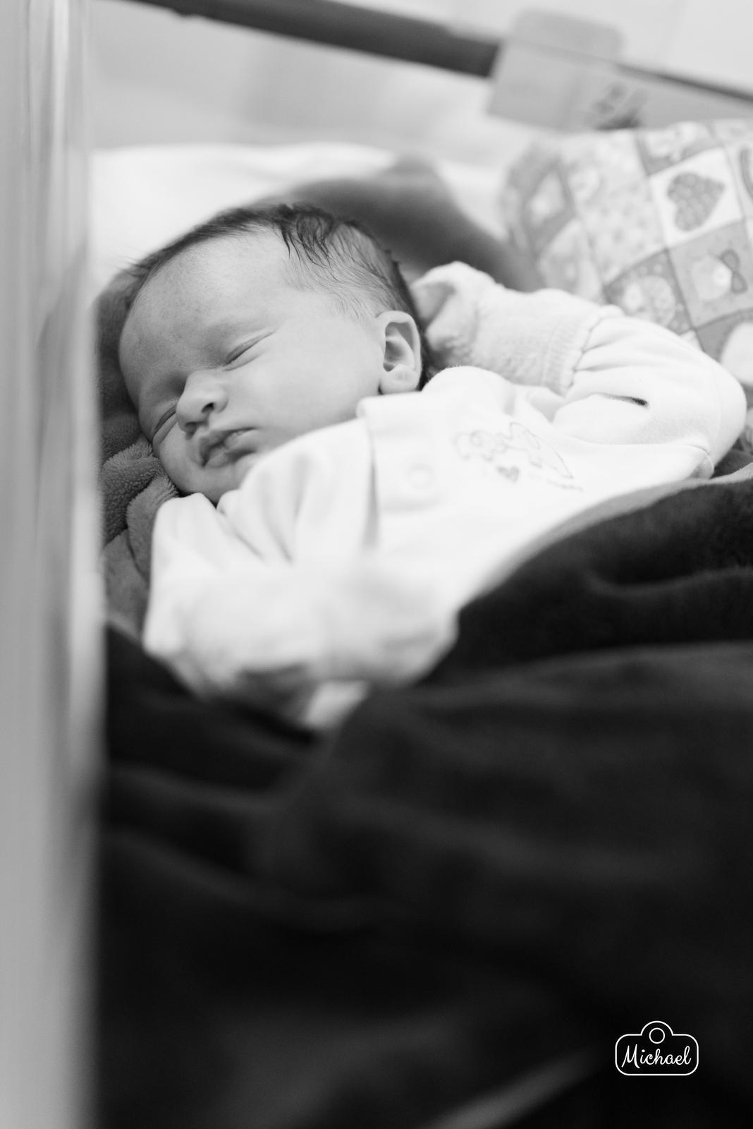 Porodnice aneb první dny života - Obrázek č. 1
