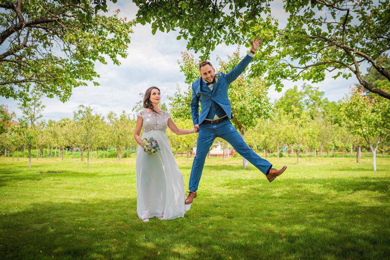 Svatební focení - Obrázek č. 10