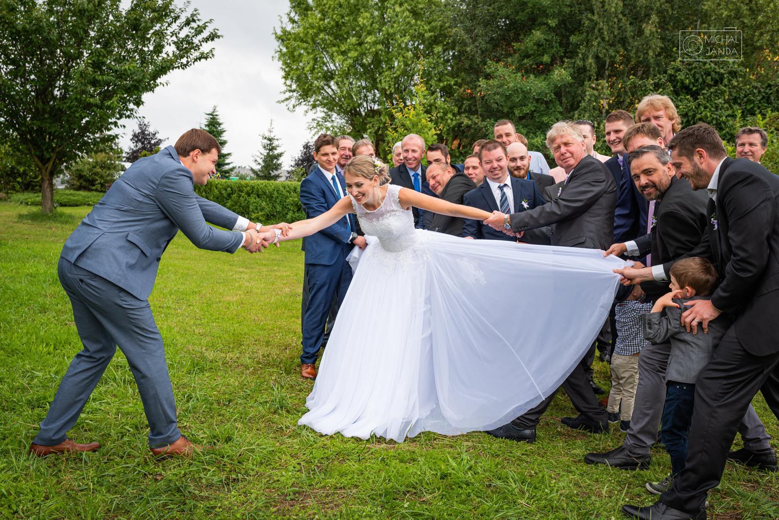 Svatební focení - Obrázek č. 22