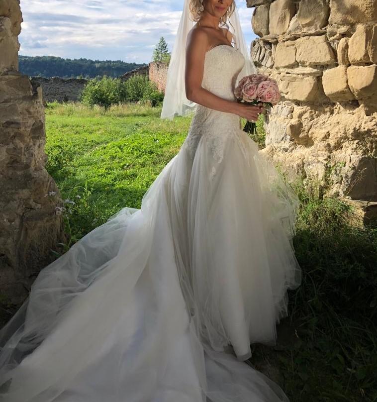 Svadobné šaty WEM - Obrázok č. 2