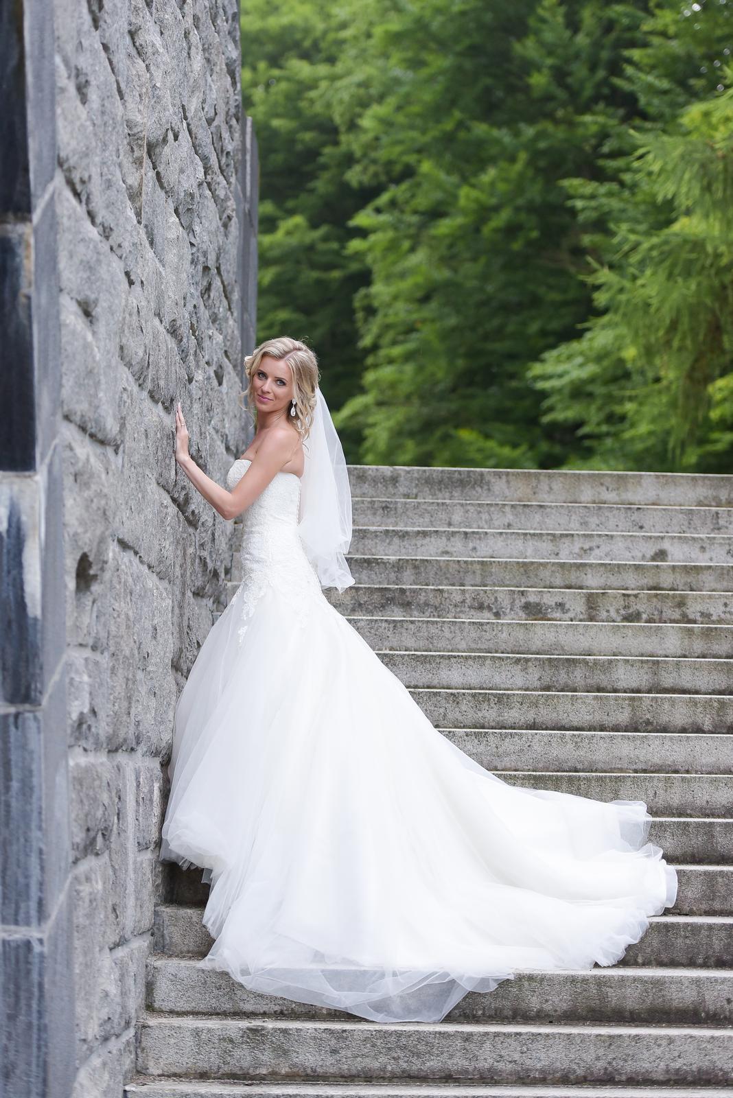 Svadobné šaty WEM - Obrázok č. 3