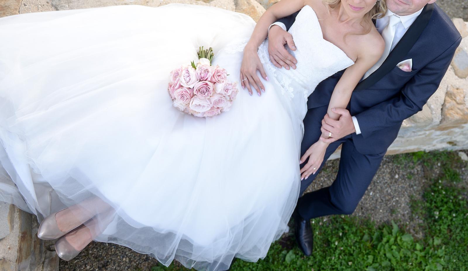 Svadobné šaty WEM - Obrázok č. 4