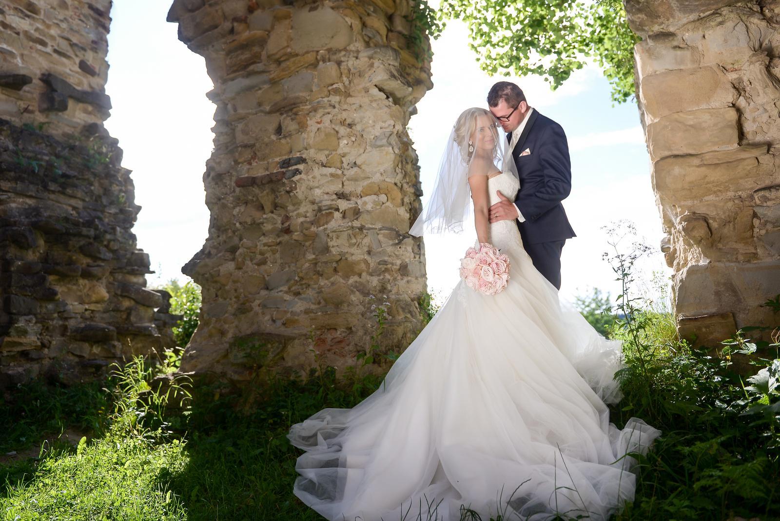 Svadobné šaty WEM - Obrázok č. 1